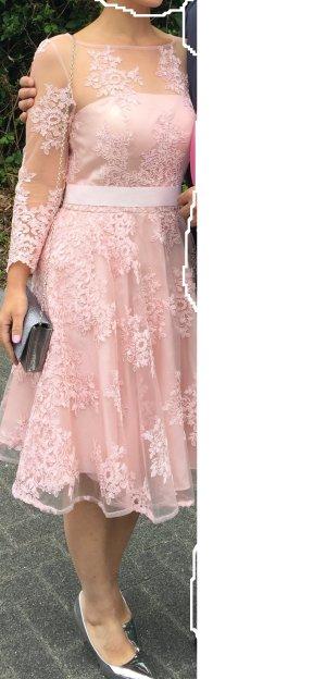 Apart Robe de soirée rose clair