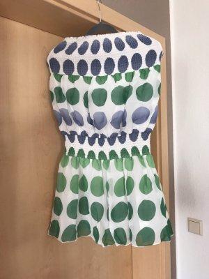 Apart Sommerkleid Kleid Tunika Bandeau Gr. S