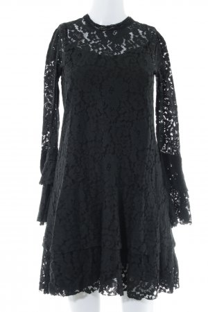Apart Lace Dress black elegant