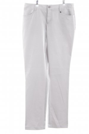 Apart Jersey Pants light grey casual look