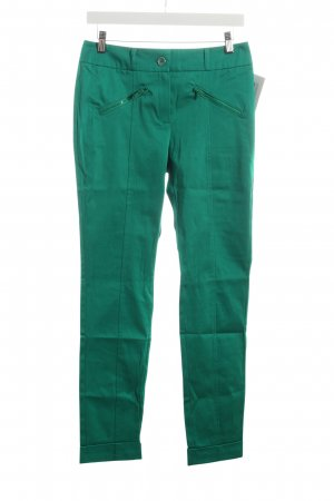Apart Stoffhose grün Casual-Look