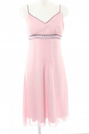 Apart Trägerkleid rosé-blasslila Elegant