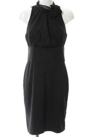 Apart Trägerkleid schwarz Elegant