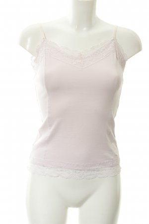 Apart Canotta a bretelle rosa pallido stile casual