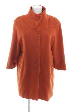 Apart Manteau mi-saison orange clair style décontracté