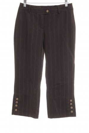 Apart Wollhose Streifenmuster Casual-Look