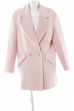 Apart Wollmantel rosa Casual-Look