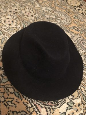 APC Fedora Hut S in Dunkelblau Wollhut A.P.C. Paris