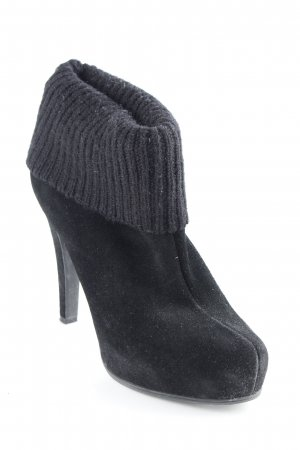 Apepazza Booties black casual look