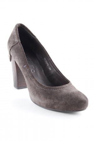 Apepazza High Heels schwarzbraun Casual-Look