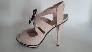 High Heels black-cream