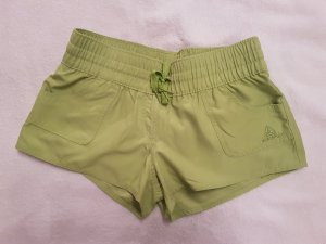 apfelgrüne kurze Sporthose Shorts von Firefly Gr. 38