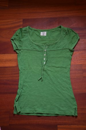 Apfelgrünes süßes T-Shirt