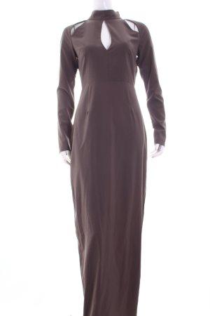 Aplustelaviv Abendkleid grau Elegant