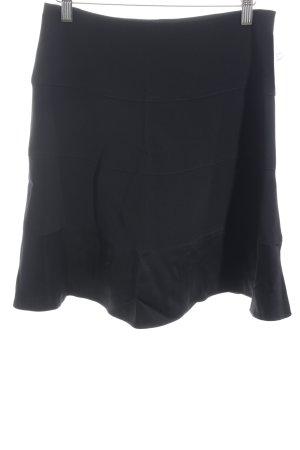 Apostrophe Godetrock schwarz Elegant