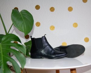appetizer Strauss innovation Leder Chelsea Boots edel 37