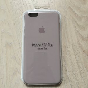 Apple iPhone 6s Plus Silikon Case / Handyhülle