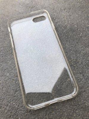 Apple iPhone 7/8 Hülle Silikon durchsichtig wie neu Handyhülle