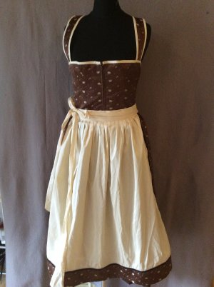 Apple of my Eye Dirndl Gr 40 Seide