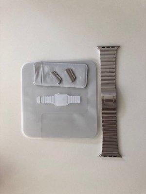 Reloj color plata