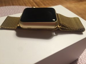 Apple Watch - Rose Gold - 38mmm