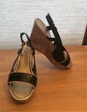 Aprepazza High-Heel Slip-Ring Sandale
