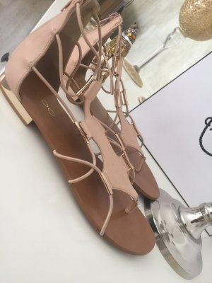 Aldo High-Heeled Sandals apricot
