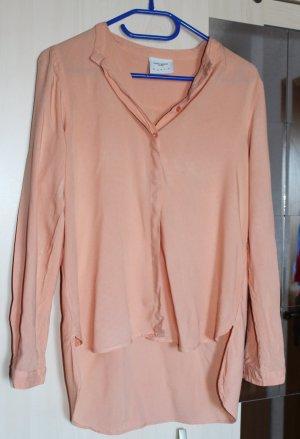 Apricot farbenes Hemd von Vero Moda, Gr. S