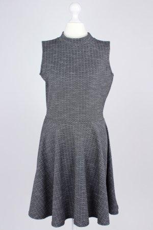 Apricot Kleid grau Größe S 1712030180622