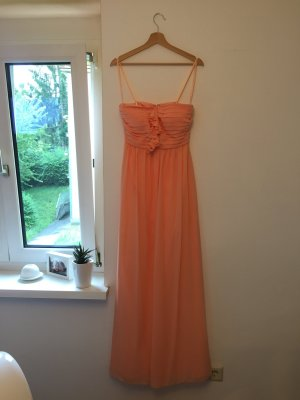 Jake*s Evening Dress apricot-salmon