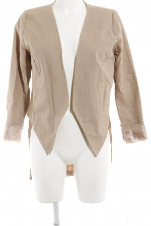Apricot Blazer largo beige estilo «business»