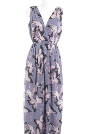 Apricot Maxi-jurk volledige print extravagante stijl