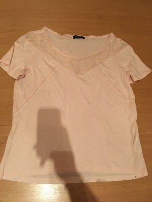 Aprikoses Shirt von Vila