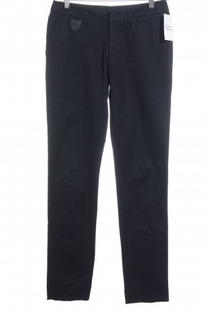 April 77 Low-Rise Trousers dark blue casual look