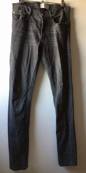 April 77 Jeans schwarz-grau 29/34