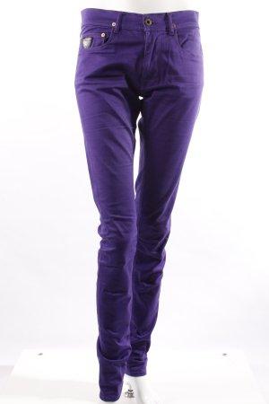 April 77 Slim Jeans lila