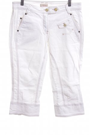 Apriori 7/8 Length Jeans white casual look