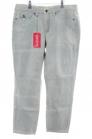 Apriori 7/8 Length Jeans light grey casual look