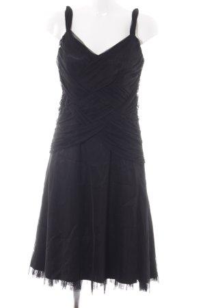 Apriori Vestido de noche negro elegante