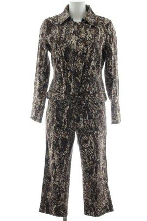 Apriori Tailleur pantalone stampa integrale stile stravagante
