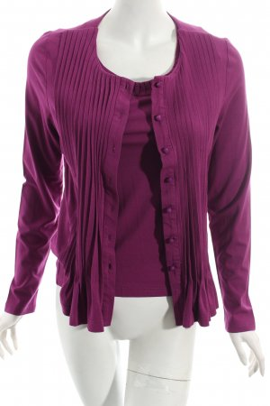 Apriori Ensemble en jersey violet style simple