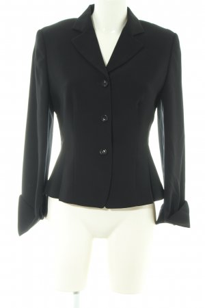 Apriori Short Blazer black business style