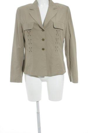 Apriori Short Blazer beige Metal buttons