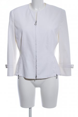 Apriori Short Jacket white casual look