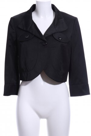 Apriori Short Jacket black casual look