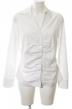 Apriori Long Sleeve Blouse white casual look