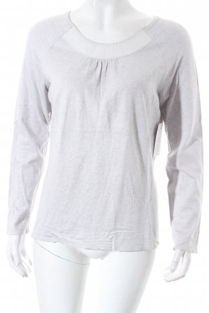 Apriori Longsleeve light grey simple style