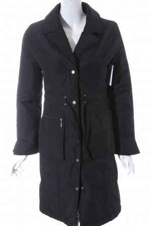 Apriori Coat black simple style