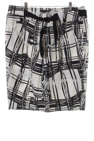 Apriori Midirock schwarz-weiß abstraktes Muster klassischer Stil