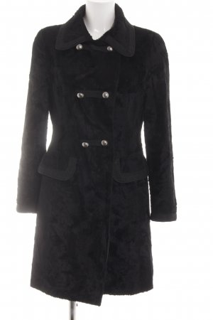 Apriori Oversized Coat black business style